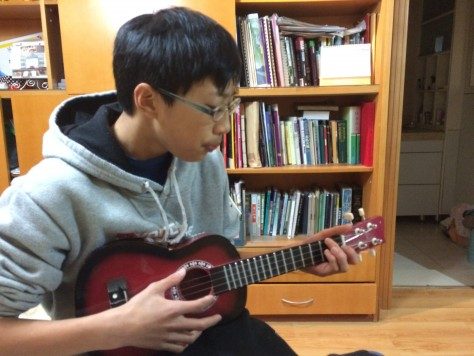 We plan to travel with our Ukulele during the one year trip.