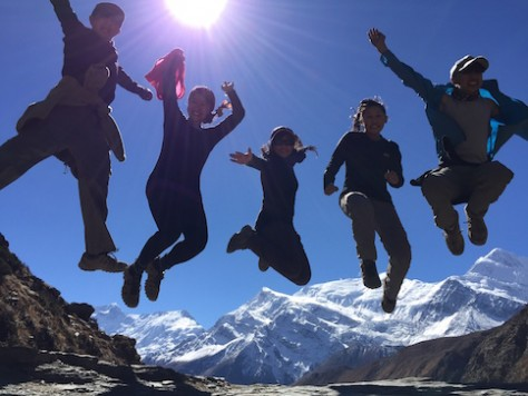 We love the Annapurna Circuit Trek!