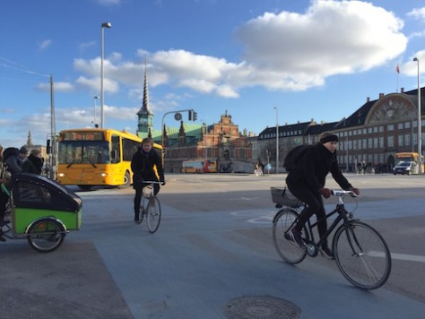 Watch out for the Biking Vikings at Copenhagen!
