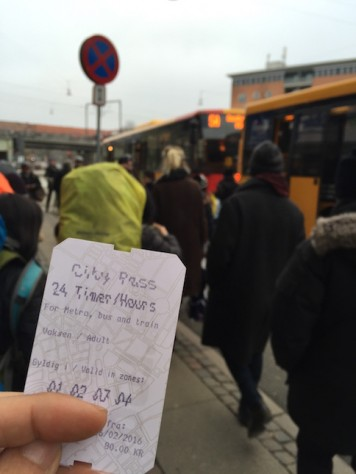 The 24 hour City Pass was our fairly tale carriage during our stay at Copenhagen.