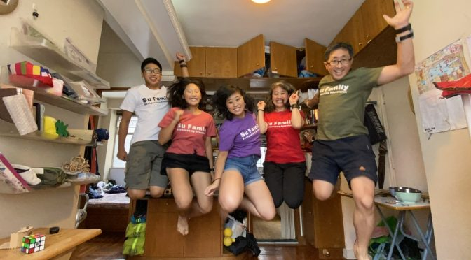 """Locked in a Box in Hong Kong – Su Family """"Quarantine"""" Adventures Part 2"""