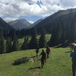 Do-it-yourself Alpine Trekking in Kyrgyzstan