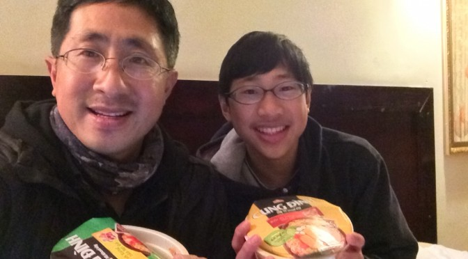 Instant noodles around the world