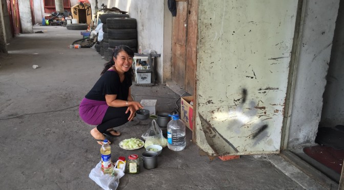 "The Miracle of Routine – Urban ""Camping"" in Bishkek"
