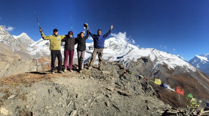 Nepal – On the Road Four Months and Counting