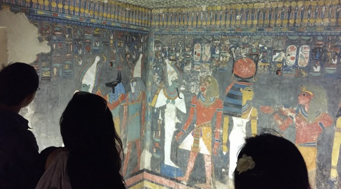 Losing a Loved One in the Valley of the Kings — Luxor, Egypt