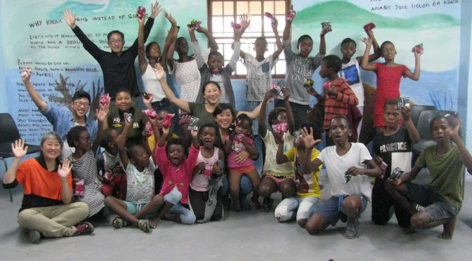 """This Little Light of Mine"" – Serving Children in the ""Africa"" of South Africa"